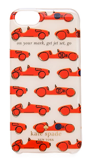 Kate Spade New York Race Car Jewel iPhone 5 / 5S Case