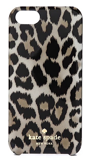 Kate Spade New York Leopard Ikat iPhone 5 / 5S Case