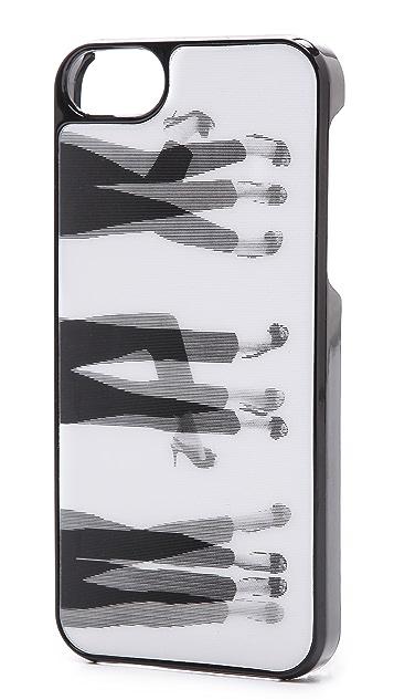 Kate Spade New York Dancing Legs Lenticaular iPhone 5 / 5S Case