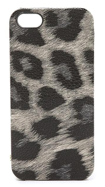 Kate Spade New York Leroy Street Animal Print iPhone 5 / 5S Case