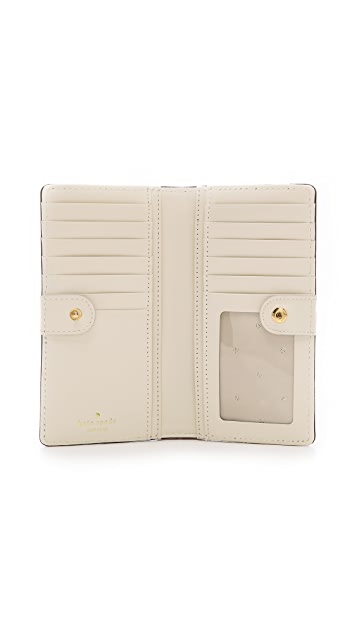 Kate Spade New York Fair Maiden Stacy Wallet