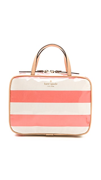 Kate Spade New York Java Place Manuela Cosmetic Case