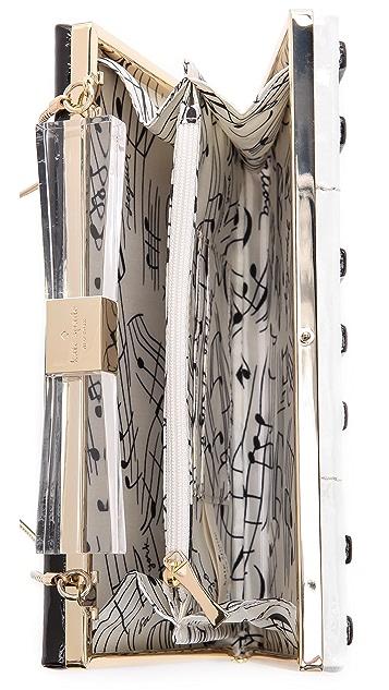 Kate Spade New York Fancy Footwork Emanuelle Clutch
