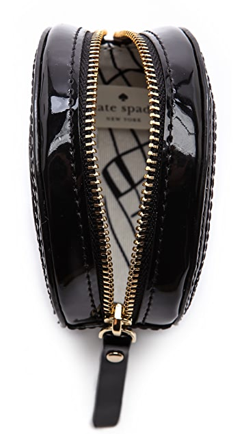 Kate Spade New York Fancy Footwork Record Coin Purse