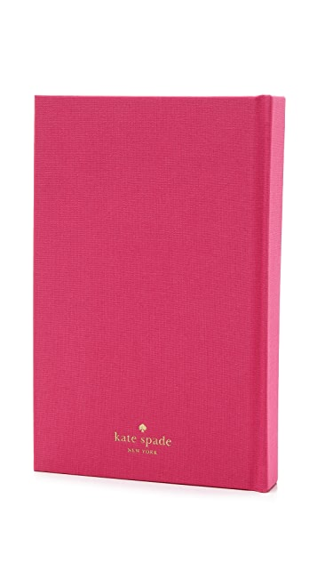 Kate Spade New York Eat Cake for Breakfast Journal