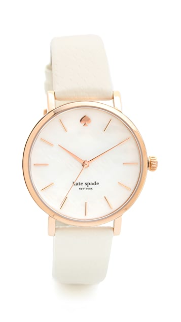 Kate Spade New York Classic Metro Watch