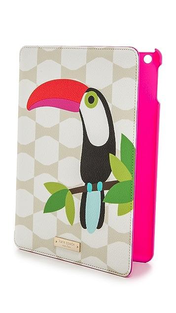 Kate Spade New York Novelty Toucan iPad Air Hardcase