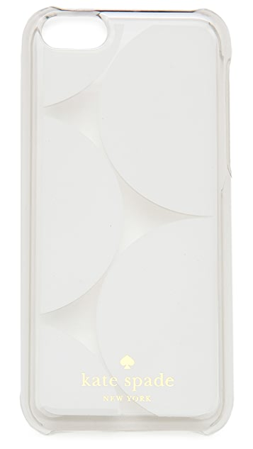 Kate Spade New York Deborah Dot iPhone 5c Case