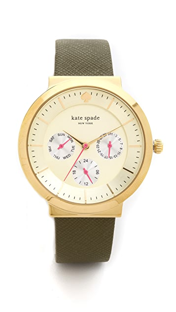 Kate Spade New York Metro Grand Chronograph Watch