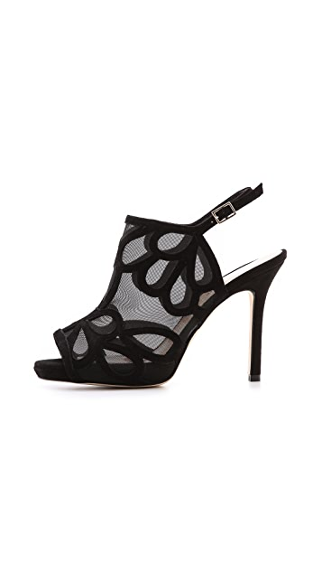 Kate Spade New York Fanni Mesh Slingback Sandals