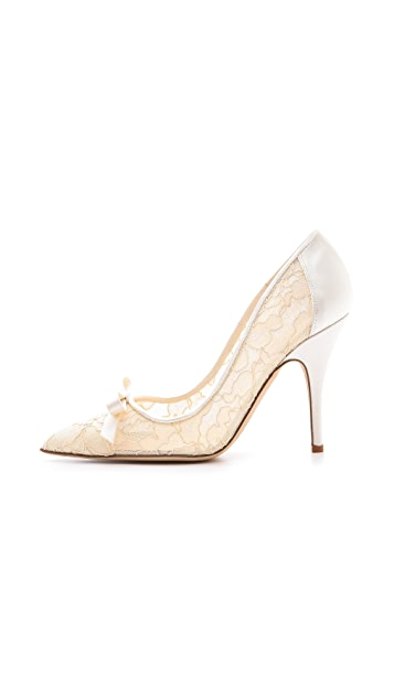 Kate Spade New York Lisa Lace Pumps