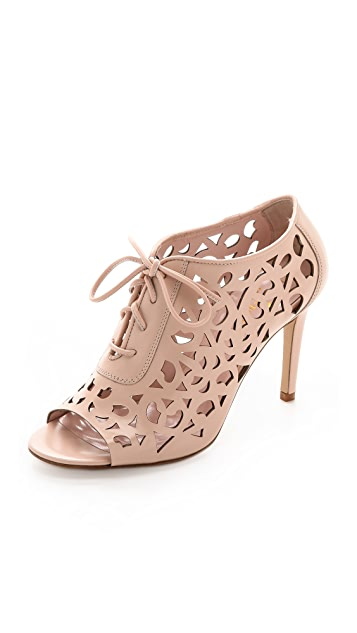 Kate Spade New York Izarra Cutout Booties