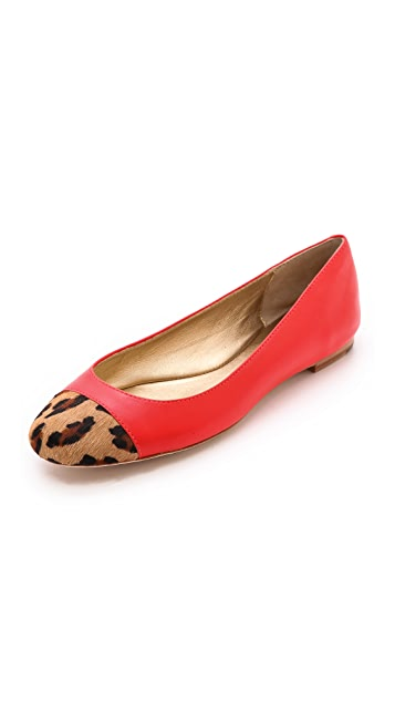 Kate Spade New York Jazz Cap Toe Flats