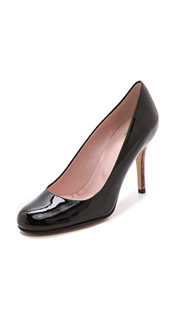Kate Spade New York Karolina Wooden Heel Pumps