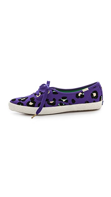 Kate Spade New York Keds for Kate Spade Pointer Cheetah Sneakers