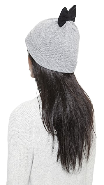 Kate Spade New York All the Trimmings Colorblock Beanie