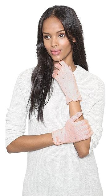 Kate Spade New York Stardust Jewel Gloves