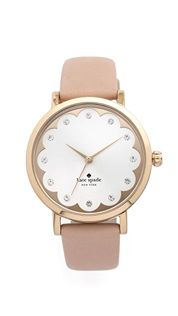 Kate Spade New York Novelty Metro Watch