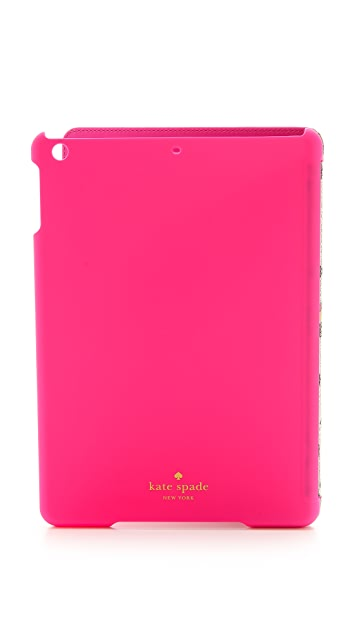 Kate Spade New York Cyber Cheetah iPad Air Hard Case