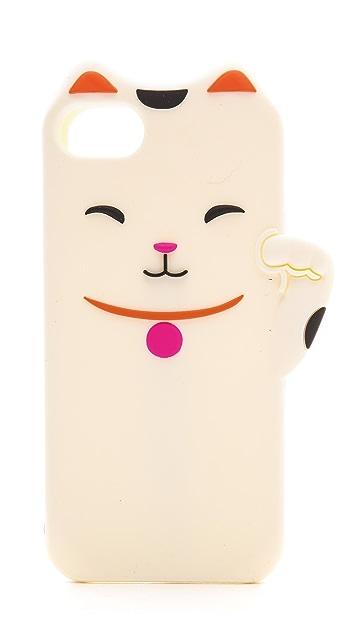 Kate Spade New York Cat iPhone 5 Case