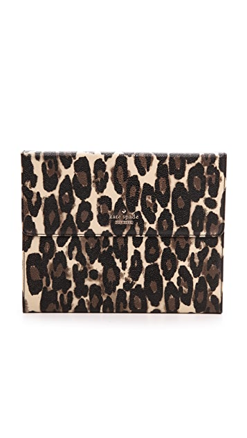 Kate Spade New York Cedar Street Leopard iPad Keyboard
