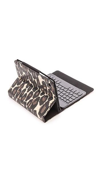 Kate Spade New York Cedar Street Leopard iPad mini Keyboard