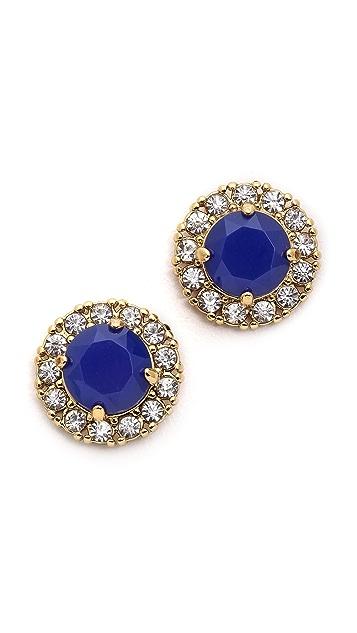 Kate Spade New York Secret Garden Stud Earrings