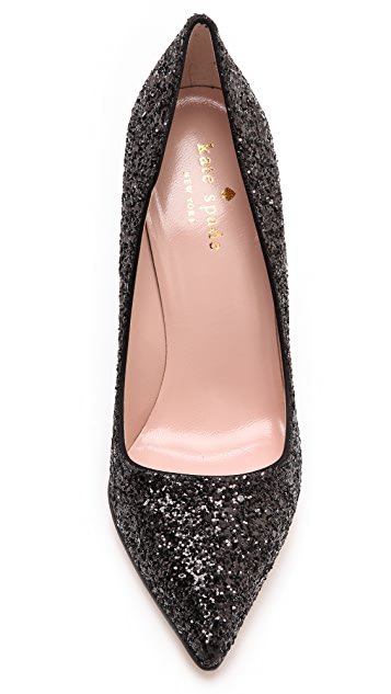 Kate Spade New York Licorice Pointed Toe Pumps