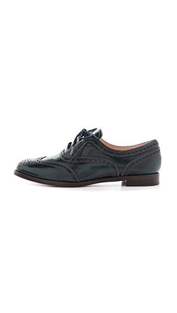 Kate Spade New York Pella Brogue Oxfords