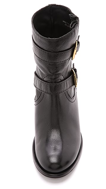 Kate Spade New York Sabina Flat Moto Boots