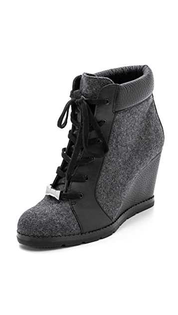 Kate Spade New York Saja Wedge Booties