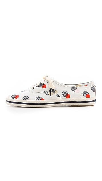 Kate Spade New York Keds for Kate Spade Kick Dot Sneakers