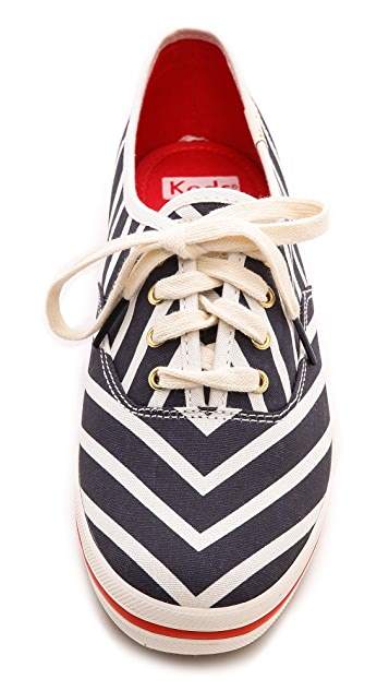 Kate Spade New York Keds for Kate Spade Mariner Sneakers