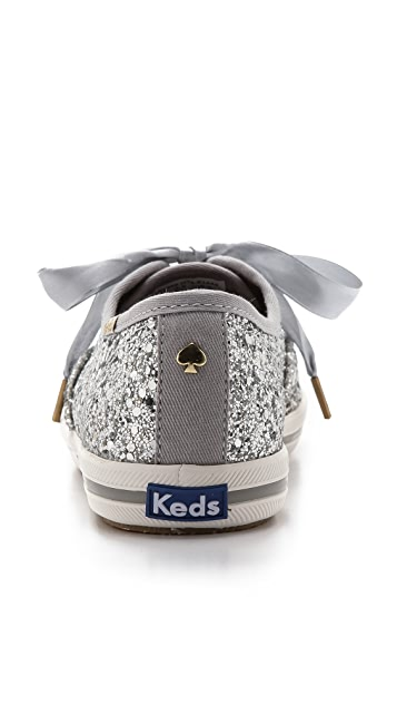 Kate Spade New York Keds for Kate Spade Giltter Sneakers