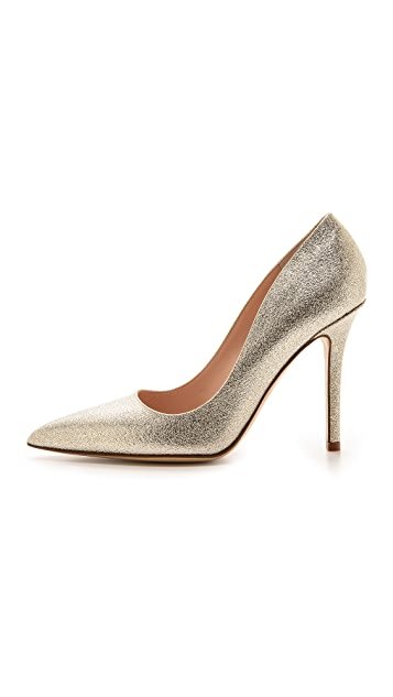 Kate Spade New York Larisa Metallic Pumps