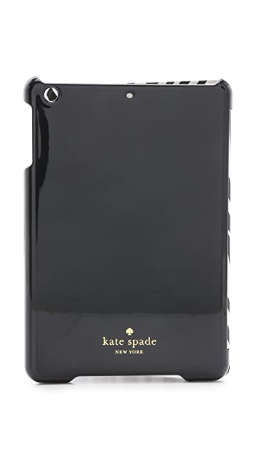 Kate Spade New York Small Tiger Origami iPad mini Case