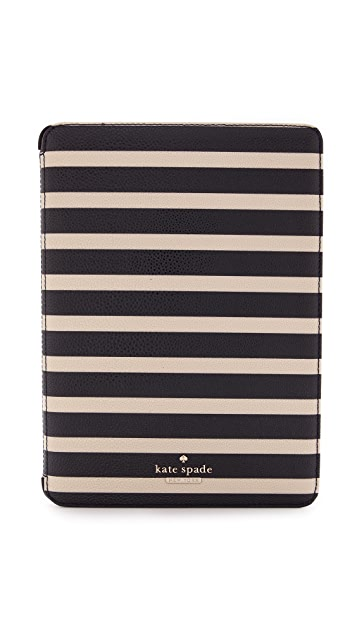 Kate Spade New York Cedar Street Stripe iPad Air Case