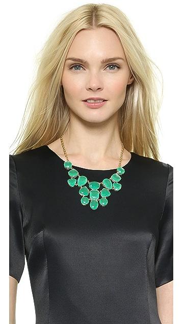 Kate Spade New York Vegas Jewels Statement Necklace
