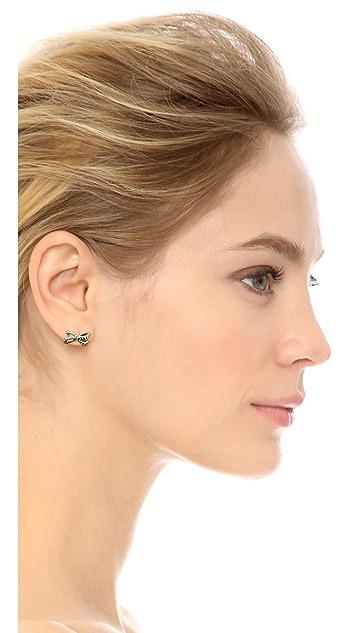 Kate Spade New York Tied Up Stud Earrings