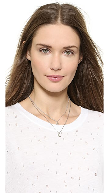 Kate Spade New York Starry Eyed Pendant Necklace