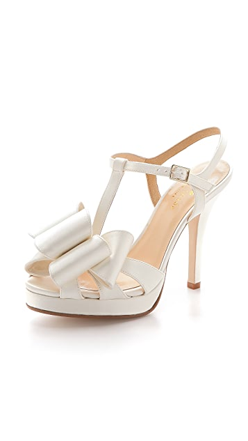 Kate Spade New York Ribbon Sandals