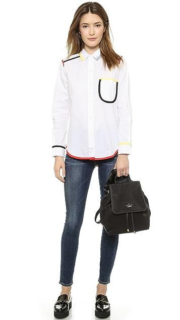 Kate Spade New York Classic Nylon Molly Backpack