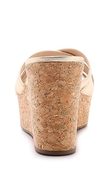 Kate Spade New York Talcott Cork Wedges