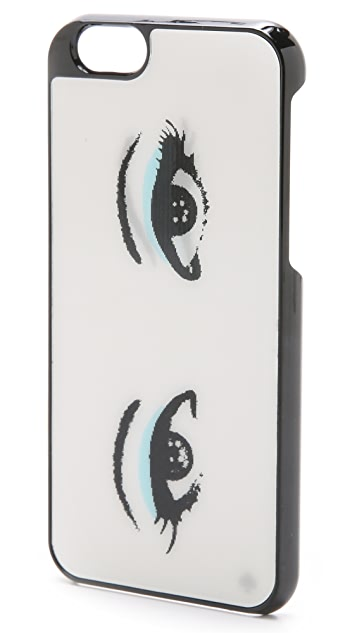 Kate Spade New York Lenticular Eyes iPhone 6 / 6s Case