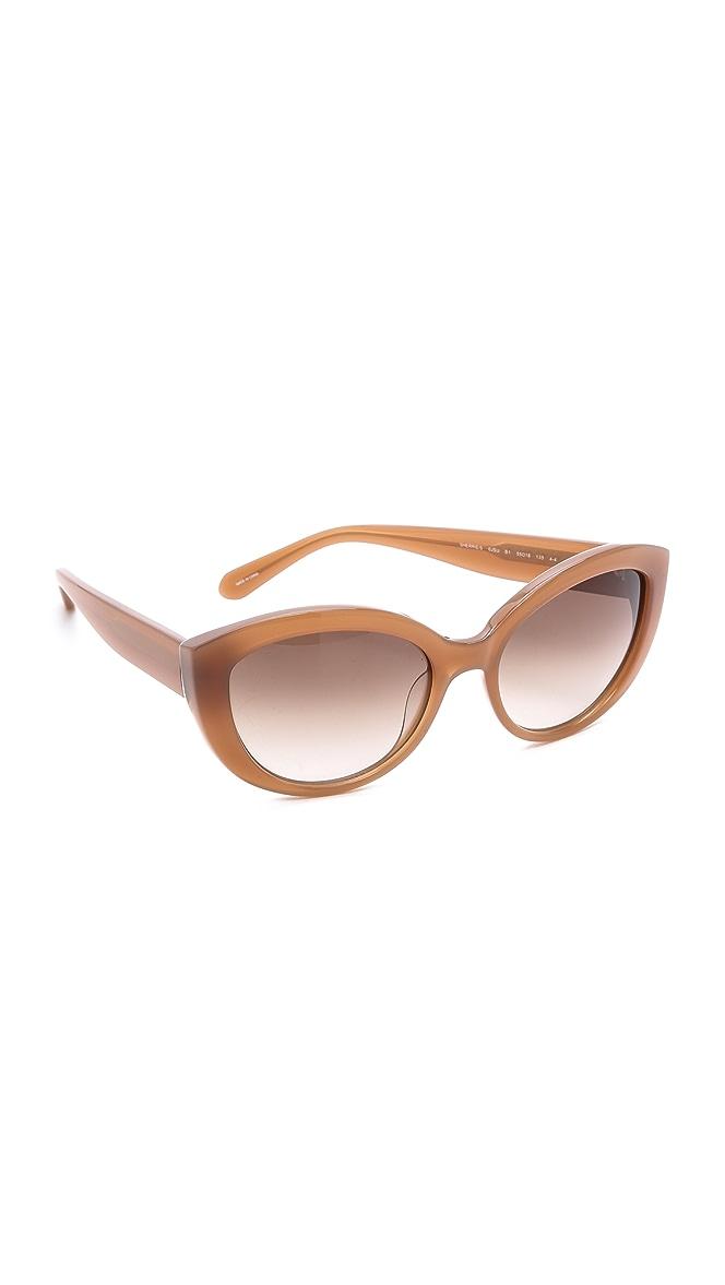 6c96356dfe34 Kate Spade New York Sherrie Sunglasses | SHOPBOP