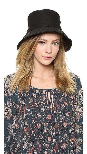 48c3243f730 Kate Spade New York Nylon Bucket Hat