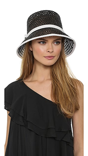 03b64910723 Kate Spade New York Caning Bucket Hat