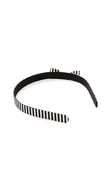 Kate Spade New York Renny Drive Stripe Headband