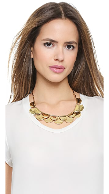 Kate Spade New York Sweetheart Scallops Necklace