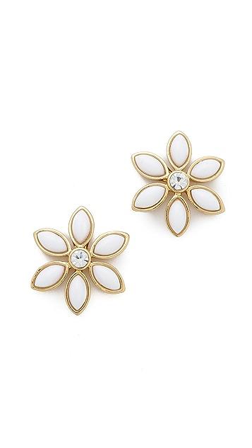 Kate Spade New York Eyelet Garden Stud Earrings